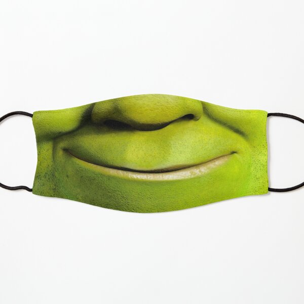 Shrek Mask Kids Mask