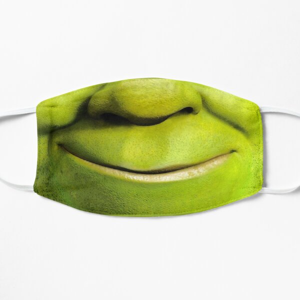 Shrek Mask Mask