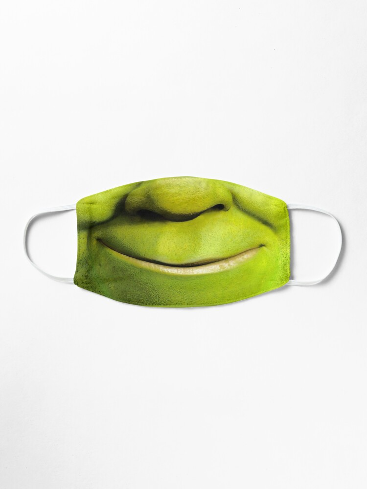 Vista alternativa de Mascarilla Máscara Shrek