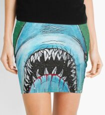 Spawn of Jaws Mini Skirt