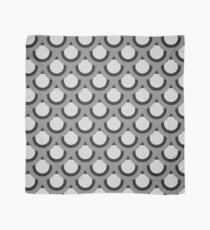 Monochrome Circles Scarf