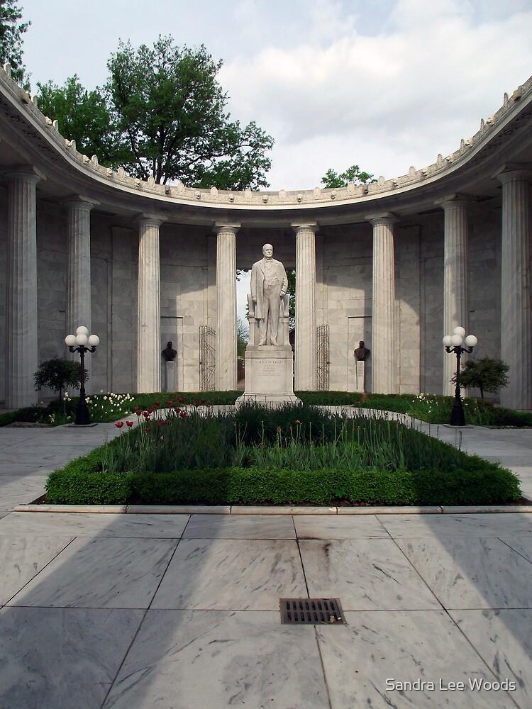 William McKinley National Memorial by Sandra Lee Woods