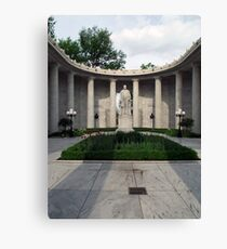 William McKinley National Memorial Canvas Print
