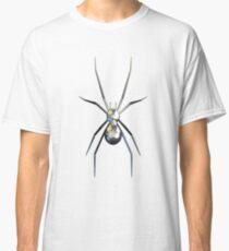 Chrome Black Widow Design1 Classic T-Shirt