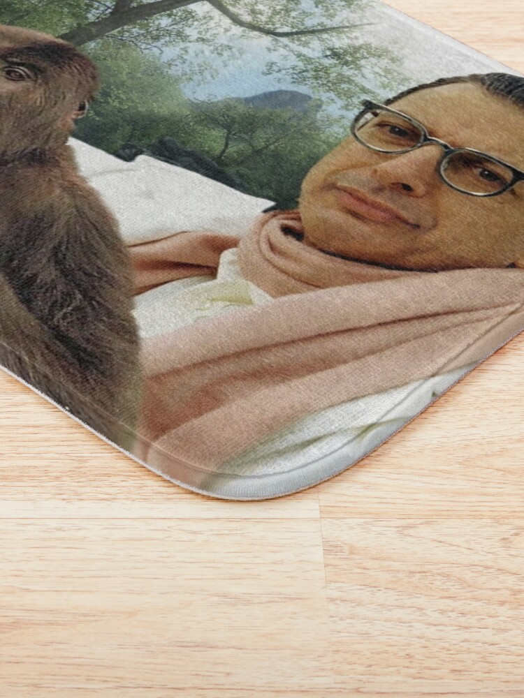 Alternate view of Jeff Goldblum Bath Mat
