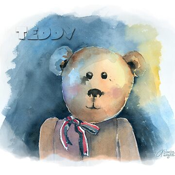Teddy by awagner