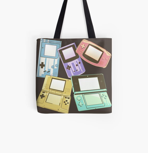 Family Reunion All Over Print Tote Bag
