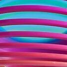 Rainbow Slinky 4 by Steve Purnell