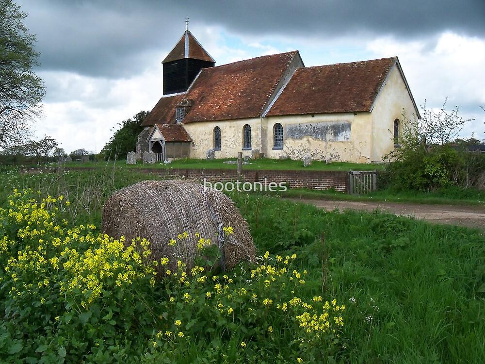 St John's Church, Farley Chamberlayne by hootonles