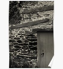 Two Saws and a Door  Poster