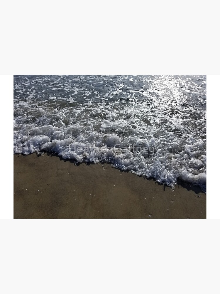 Ocean on the Beach by MamaCre8s