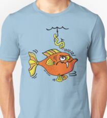 Suspicious Fish Unisex T-Shirt