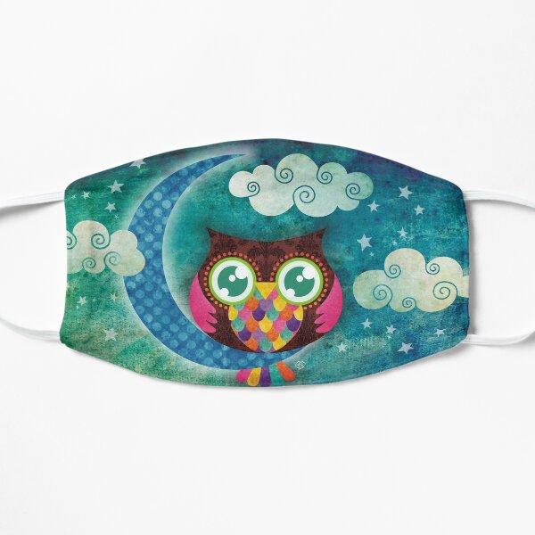 My Crescent Owl Flat Mask