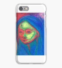 Fragile Ego Self-Portrait iPhone Case/Skin