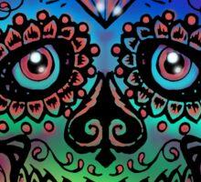 Sugar Skull II Sticker