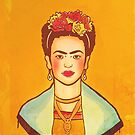 Frida Kahlo by fixtape
