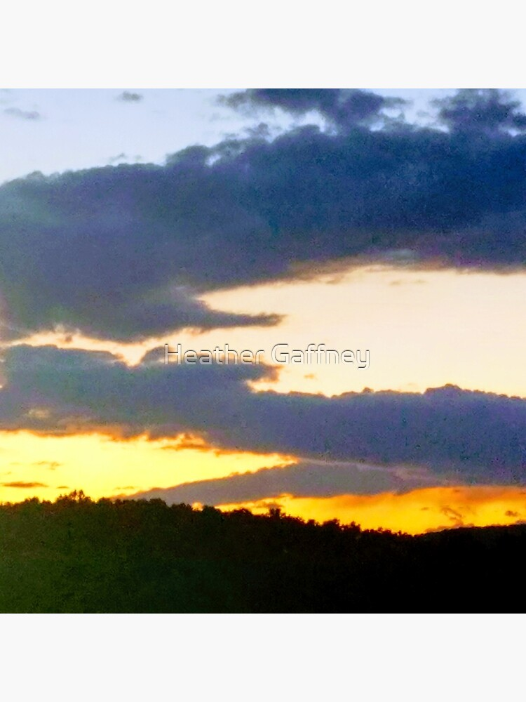 Sunset in Western Maryland 1 by MamaCre8s