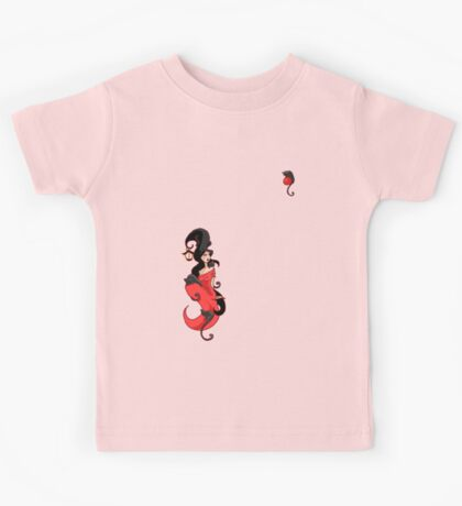 Sexy Cat Lady Kids Clothes
