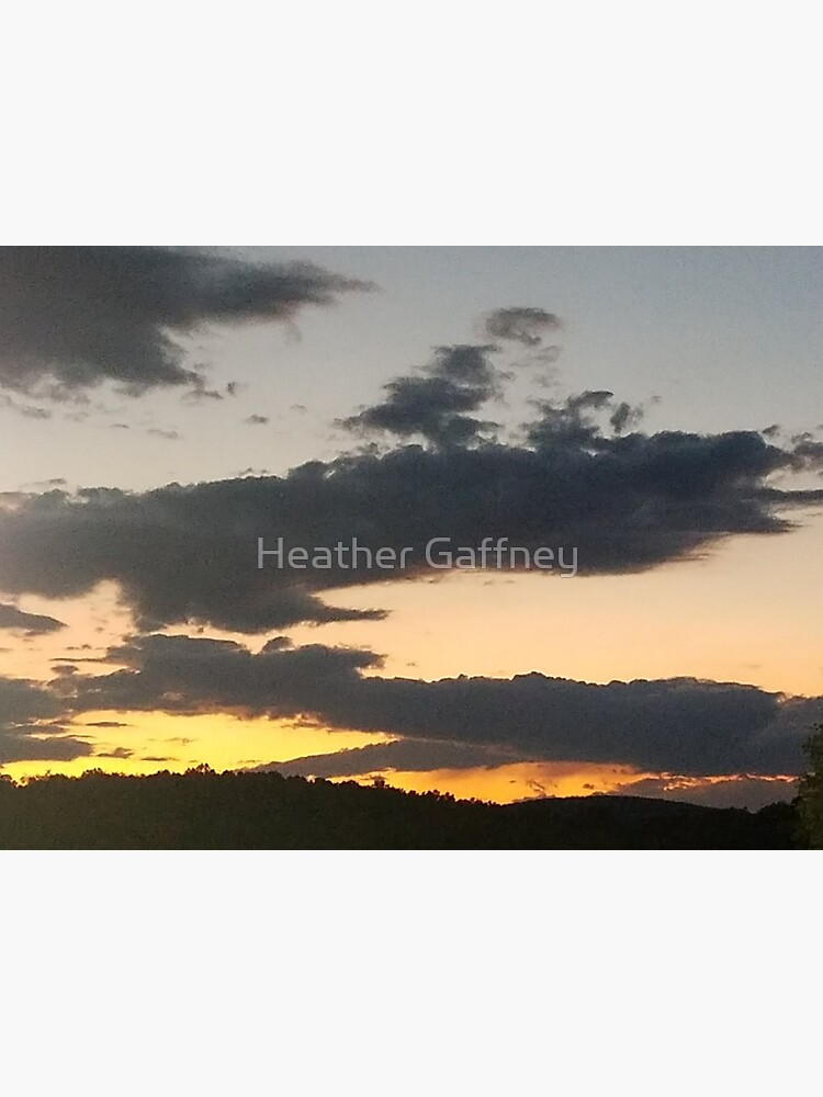 Sunset in Western Maryland, 2 by MamaCre8s