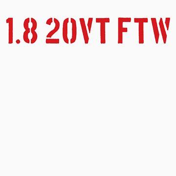 1.8 20VT FTW by GKdesign