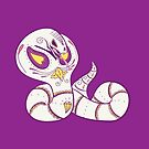Arbok Pokemuerto | Pokemon & Day of The Dead Mashup by abowersock
