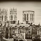 York Minster by Kevin Bailey