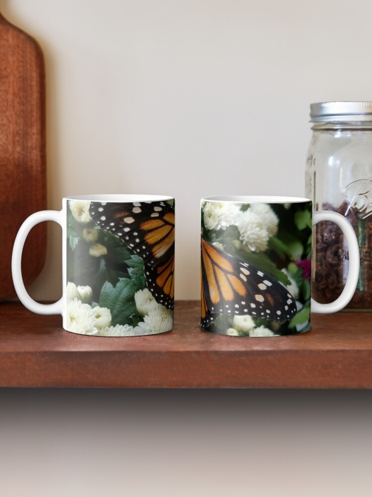 Alternate view of Monarch Butterfly Mug