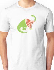 Brontosaurus in a Sweater  T-Shirt