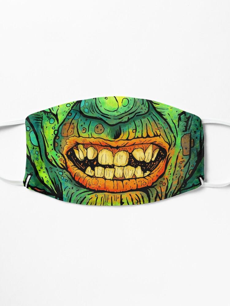Alternate view of FRANKENSTEIN'S MONSTER Mask