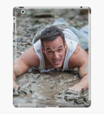 Dirty Model at Low Tide with John iPad Case/Skin