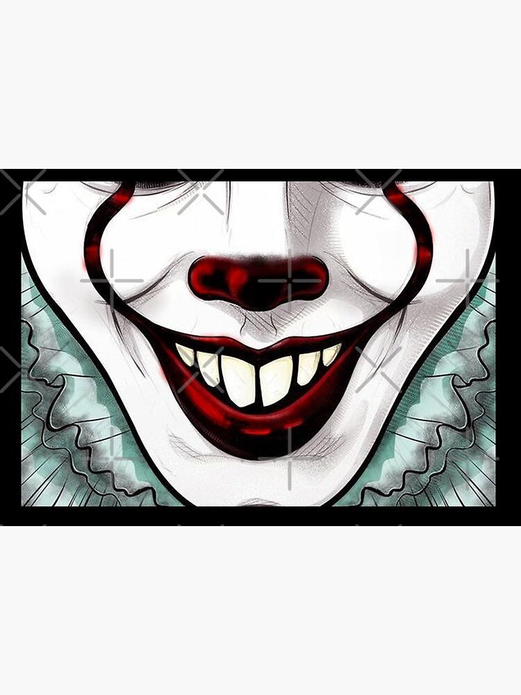 Crazy Clown Mask by JTK667