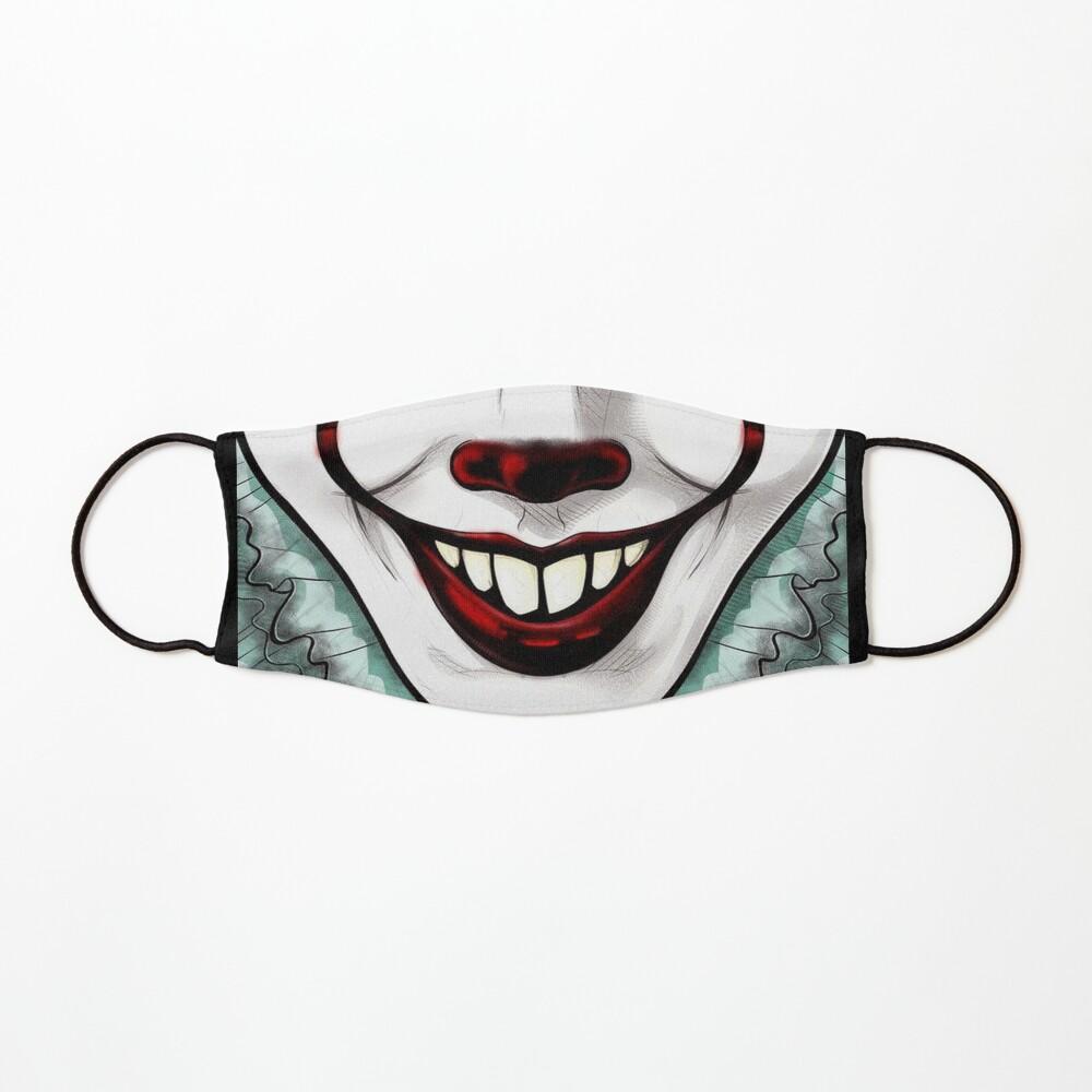 Crazy Clown Mask Mask