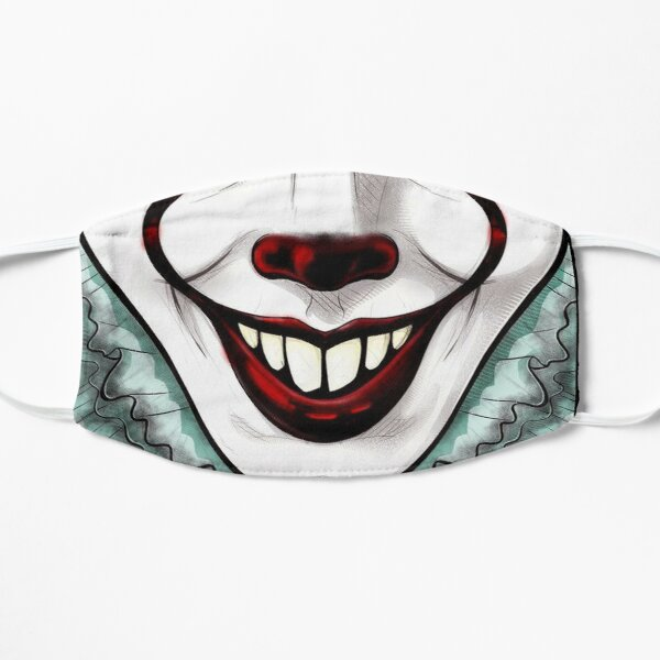 Crazy Clown Mask Mask