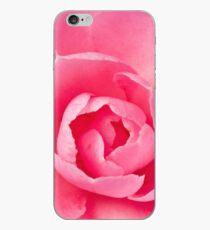 Macro Camellia iPhone Case