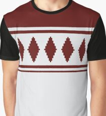 Traditional Jussipaita pattern from Finland Graphic T-Shirt
