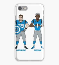 Luke And Cam! iPhone Case/Skin