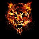 Tyger Tyger, Burning Bright by ianleino