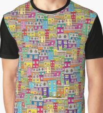 Way Downtown Graphic T-Shirt