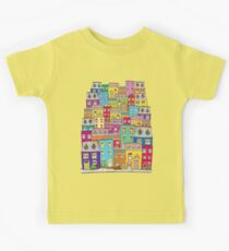 Way Downtown Kids Tee