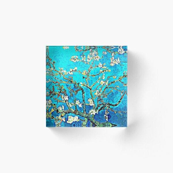 Van Gogh - Almond Blossoms Acrylic Block