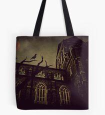 Haunted Honeymoon Tote Bag