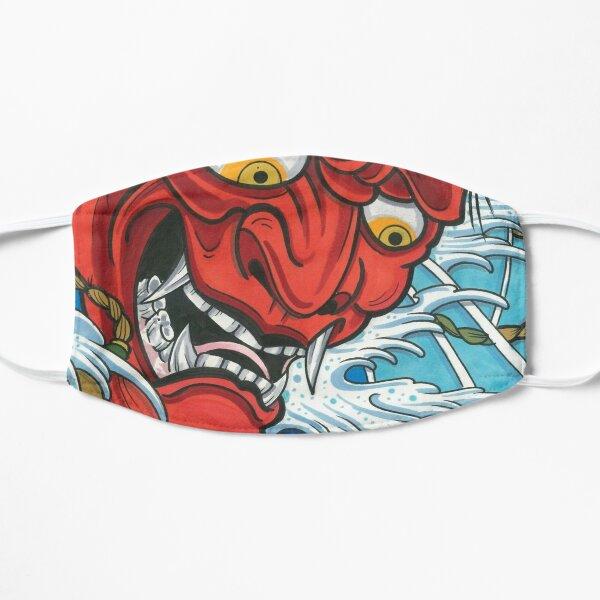 Red Han'nya Mask