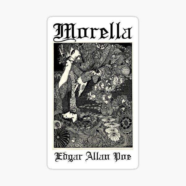 Morella - Edgar Allan Poe Sticker
