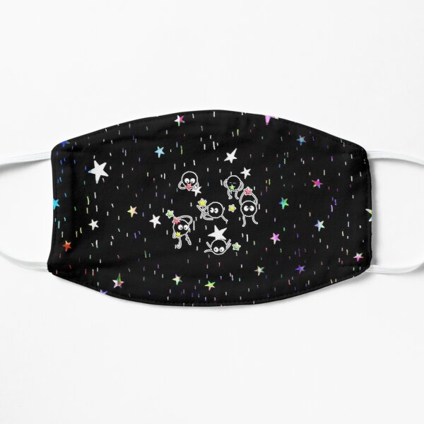 Starry soot sprites  Mask