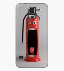 Even the fire extinguisher is shocked! Case/Skin for Samsung Galaxy