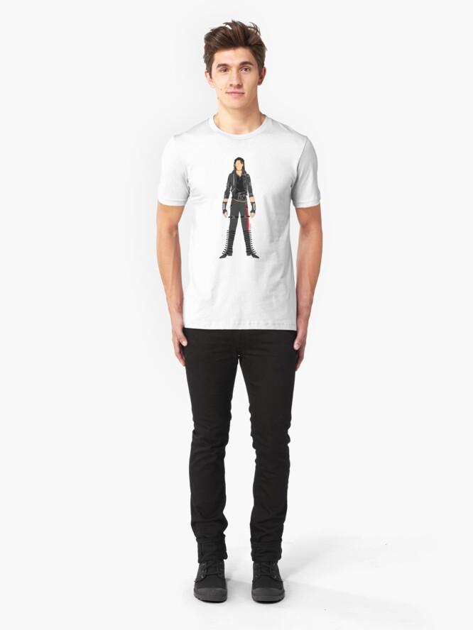 Alternate view of Bad - Jackson Slim Fit T-Shirt