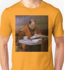 obligatory seinfeld slay the party shirt Unisex T-Shirt