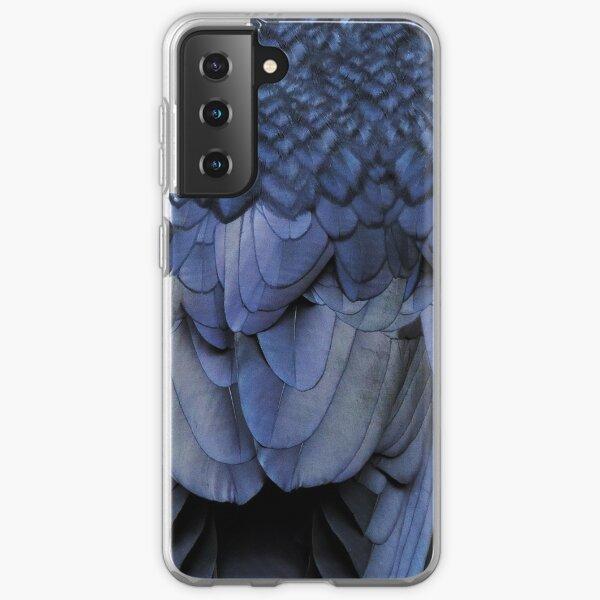 Raven Samsung Galaxy Soft Case