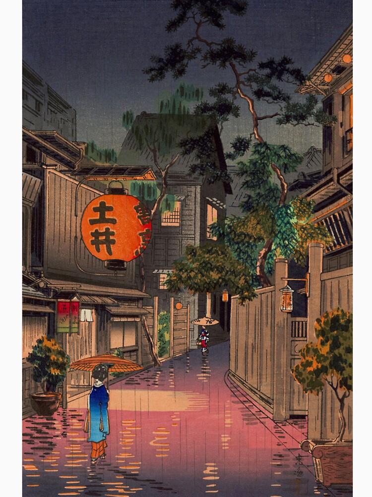 Night Street Rain   by RBEnt