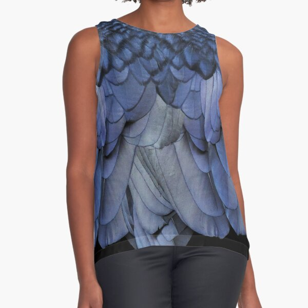 Raven Sleeveless Top
